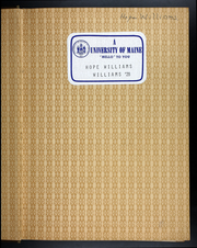 Page 3, 1928 Edition, University of Maine - Prism Yearbook (Orono, ME) online yearbook collection