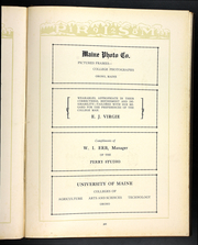 Page 325, 1928 Edition, University of Maine - Prism Yearbook (Orono, ME) online yearbook collection
