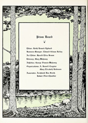 Page 12, 1929 Edition, University of Maine - Prism Yearbook (Orono, ME) online yearbook collection