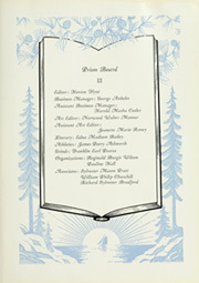 Page 11, 1930 Edition, University of Maine - Prism Yearbook (Orono, ME) online yearbook collection