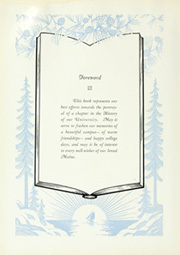 Page 12, 1930 Edition, University of Maine - Prism Yearbook (Orono, ME) online yearbook collection