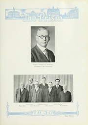 Page 17, 1930 Edition, University of Maine - Prism Yearbook (Orono, ME) online yearbook collection