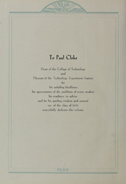 Page 10, 1933 Edition, University of Maine - Prism Yearbook (Orono, ME) online yearbook collection