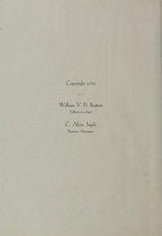 Page 6, 1933 Edition, University of Maine - Prism Yearbook (Orono, ME) online yearbook collection