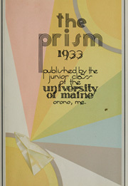 Page 7, 1933 Edition, University of Maine - Prism Yearbook (Orono, ME) online yearbook collection