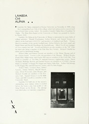 Page 108, 1936 Edition, University of Maine - Prism Yearbook (Orono, ME) online yearbook collection