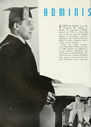 Page 12, 1936 Edition, University of Maine - Prism Yearbook (Orono, ME) online yearbook collection
