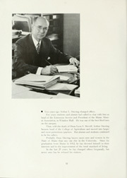 Page 16, 1936 Edition, University of Maine - Prism Yearbook (Orono, ME) online yearbook collection