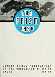 Page 5, 1936 Edition, University of Maine - Prism Yearbook (Orono, ME) online yearbook collection