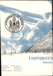 Page 8, 1951 Edition, University of Maine - Prism Yearbook (Orono, ME) online yearbook collection