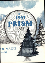 Page 9, 1951 Edition, University of Maine - Prism Yearbook (Orono, ME) online yearbook collection