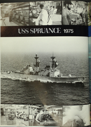 Page 10, 2004 Edition, Spruance (DD 963) - Naval Cruise Book online yearbook collection