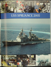 Page 11, 2004 Edition, Spruance (DD 963) - Naval Cruise Book online yearbook collection
