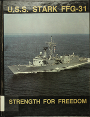 Page 1, 1984 Edition, Stark (FFG 31) - Naval Cruise Book online yearbook collection