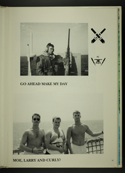 Page 15, 1992 Edition, Stark (FFG 31) - Naval Cruise Book online yearbook collection