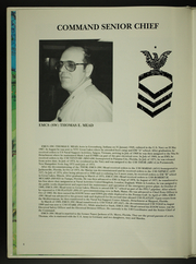 Page 8, 1992 Edition, Stark (FFG 31) - Naval Cruise Book online yearbook collection