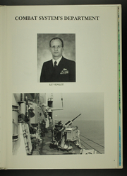 Page 9, 1992 Edition, Stark (FFG 31) - Naval Cruise Book online yearbook collection