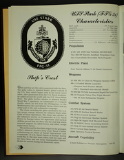 Page 8, 1995 Edition, Stark (FFG 31) - Naval Cruise Book online yearbook collection