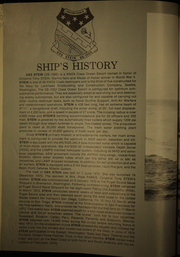 Page 6, 1973 Edition, Stein (DE 1065) - Naval Cruise Book online yearbook collection