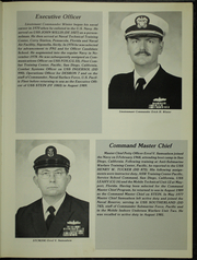 Page 12, 1990 Edition, Stein (FF 1065) - Naval Cruise Book online yearbook collection
