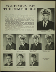 Page 10, 1971 Edition, Stickell (DD 888) - Naval Cruise Book online yearbook collection
