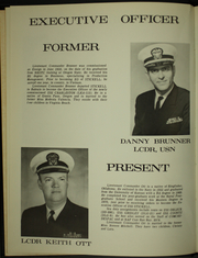 Page 9, 1971 Edition, Stickell (DD 888) - Naval Cruise Book online yearbook collection
