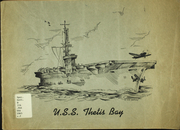 1945 Edition, Thetis Bay (CV 90) - Naval Cruise Book