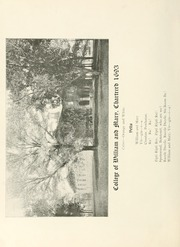 Page 10, 1901 Edition, College of William and Mary - Colonial Echo Yearbook (Williamsburg, VA) online yearbook collection