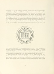 Page 16, 1901 Edition, College of William and Mary - Colonial Echo Yearbook (Williamsburg, VA) online yearbook collection