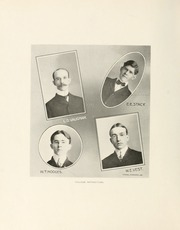 Page 16, 1903 Edition, College of William and Mary - Colonial Echo Yearbook (Williamsburg, VA) online yearbook collection
