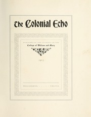 Page 5, 1903 Edition, College of William and Mary - Colonial Echo Yearbook (Williamsburg, VA) online yearbook collection