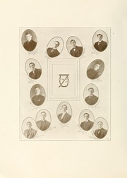 Page 12, 1907 Edition, College of William and Mary - Colonial Echo Yearbook (Williamsburg, VA) online yearbook collection