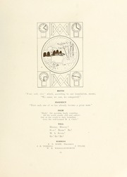 Page 17, 1907 Edition, College of William and Mary - Colonial Echo Yearbook (Williamsburg, VA) online yearbook collection