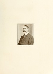 Page 9, 1907 Edition, College of William and Mary - Colonial Echo Yearbook (Williamsburg, VA) online yearbook collection