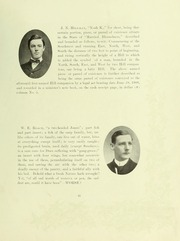 Page 13, 1909 Edition, College of William and Mary - Colonial Echo Yearbook (Williamsburg, VA) online yearbook collection