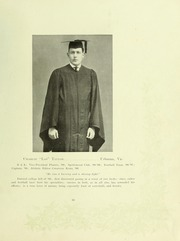 Page 17, 1909 Edition, College of William and Mary - Colonial Echo Yearbook (Williamsburg, VA) online yearbook collection