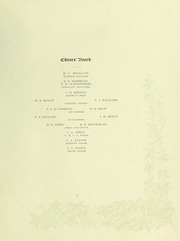 Page 9, 1909 Edition, College of William and Mary - Colonial Echo Yearbook (Williamsburg, VA) online yearbook collection