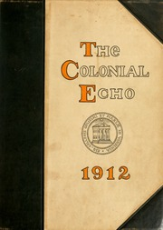 College of William and Mary - Colonial Echo Yearbook (Williamsburg, VA) online yearbook collection, 1912 Edition, Page 1