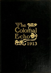 College of William and Mary - Colonial Echo Yearbook (Williamsburg, VA) online yearbook collection, 1913 Edition, Page 1