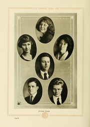 Page 108, 1921 Edition, College of William and Mary - Colonial Echo Yearbook (Williamsburg, VA) online yearbook collection