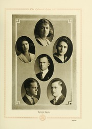 Page 109, 1921 Edition, College of William and Mary - Colonial Echo Yearbook (Williamsburg, VA) online yearbook collection