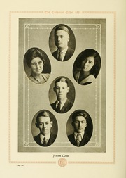 Page 110, 1921 Edition, College of William and Mary - Colonial Echo Yearbook (Williamsburg, VA) online yearbook collection