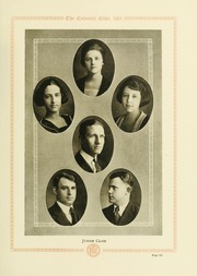 Page 111, 1921 Edition, College of William and Mary - Colonial Echo Yearbook (Williamsburg, VA) online yearbook collection