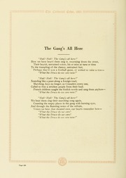 Page 120, 1921 Edition, College of William and Mary - Colonial Echo Yearbook (Williamsburg, VA) online yearbook collection