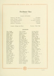Page 125, 1921 Edition, College of William and Mary - Colonial Echo Yearbook (Williamsburg, VA) online yearbook collection