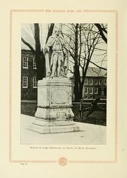 Page 14, 1921 Edition, College of William and Mary - Colonial Echo Yearbook (Williamsburg, VA) online yearbook collection