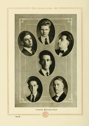 Page 142, 1921 Edition, College of William and Mary - Colonial Echo Yearbook (Williamsburg, VA) online yearbook collection