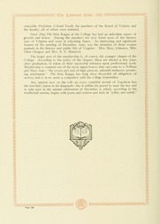 Page 180, 1921 Edition, College of William and Mary - Colonial Echo Yearbook (Williamsburg, VA) online yearbook collection