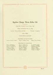 Page 183, 1921 Edition, College of William and Mary - Colonial Echo Yearbook (Williamsburg, VA) online yearbook collection