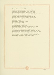 Page 187, 1921 Edition, College of William and Mary - Colonial Echo Yearbook (Williamsburg, VA) online yearbook collection